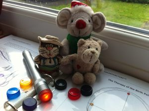 Colourpuncture for Children